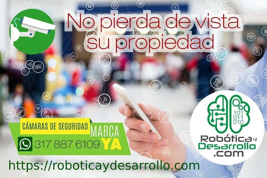 Robotica y Desarrollo